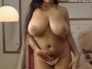 young big tits chubby ebony tease