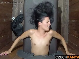 czech beauties in the glory hole